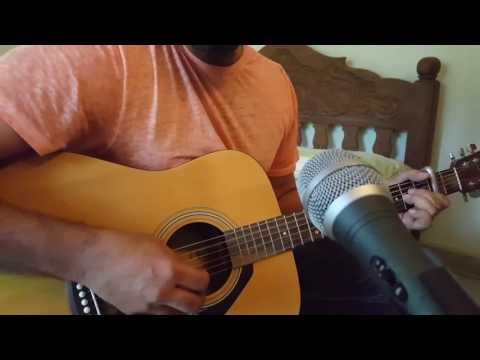 Makale Paathi Malare   Soft Guitar Cover   [TABS ADDED]