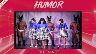 Blue Space Oficial - Humor - 01.04.18