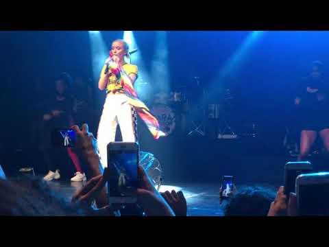 Zara Larsson - Never Forget You  in São Paulo Brazil at  Club