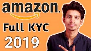 Amazon Pay Full Kyc 2019 ¦ Amazon Kyc kaise kare 2019 ¦ Amazon Kyc Cashback ¦ Amazon Pay Kyc offer