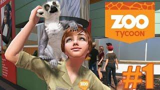 """Zoo Master!! """"Zoo Tycoon"""" Ep.1"""