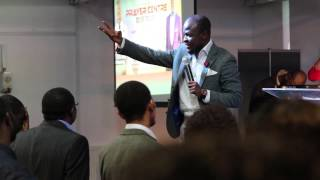 Prayers On Dreams And Expositions By Daniel Amoateng