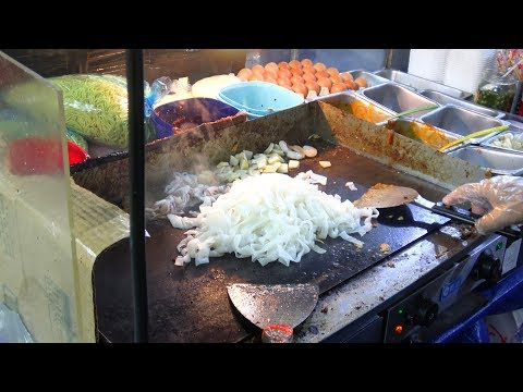 Singapore Night Market Food | Pasar Malam