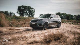 Range Rover Sport 3.0P i6 test PL Pertyn Ględzi