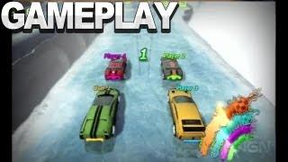 Wrecked - Ice Bridge Gameplay