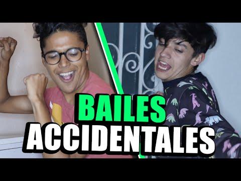 Bailes accidentales / Harold - Benny / #Baile