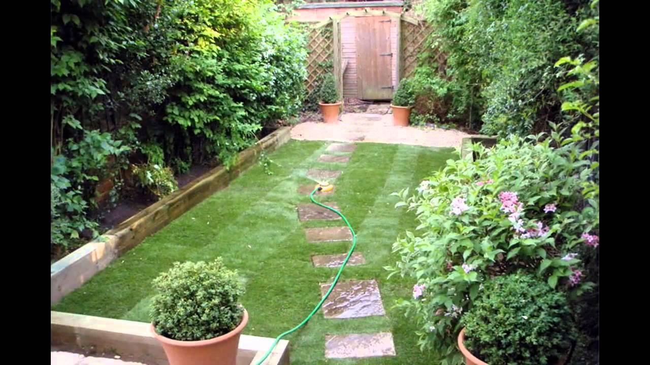 title   Small Garden Ideas