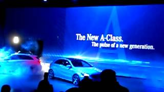 Nuova Mercedes Classe A, la presentazione internazionale a Ginevra