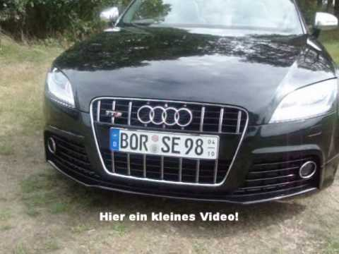 audi tt 8j tuning tt roadstrer youtube. Black Bedroom Furniture Sets. Home Design Ideas