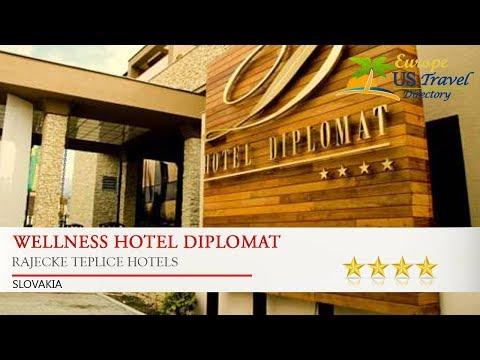 Wellness Hotel Diplomat - Rajecke Teplice Hotels, Slovakia