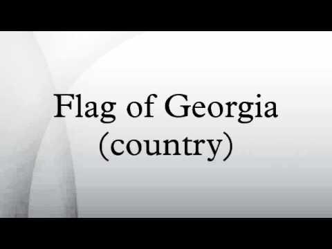 Flag Of Georgia (country)