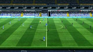 PES2012 Gameplay tool : New feature - Addition stadium (working preview)