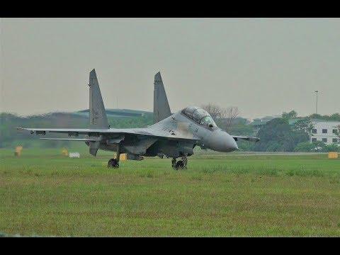 RMAF And IAF Flankers