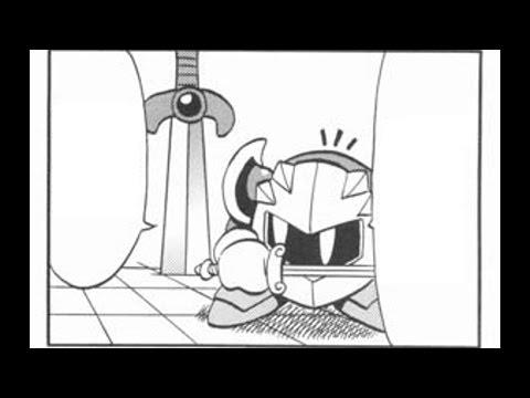 [Comic Fandub] Troubled Meta Knight (Hoshi no Kaabii: Yume no Izumi Deluxe)