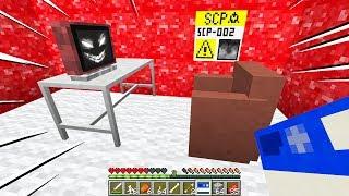 NON ENTRARE IN QUESTA STANZA!! - Minecraft SCP 002