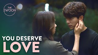 Ko Sung-hee reassures Yoon Hyun-min with a kiss | My Holo Love Ep 10 [ENG SUB]
