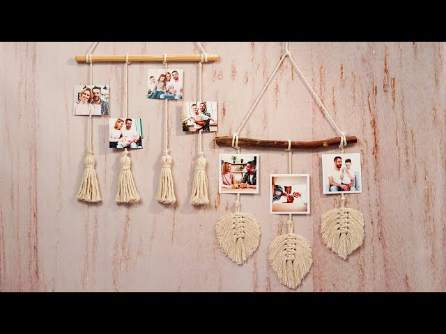 Spotlight Your Fave Memories With a DIY Photo Wall