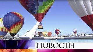 Фестивалем воздухоплавания в Краснодарском крае решили отметить цифровизацию телевидения.