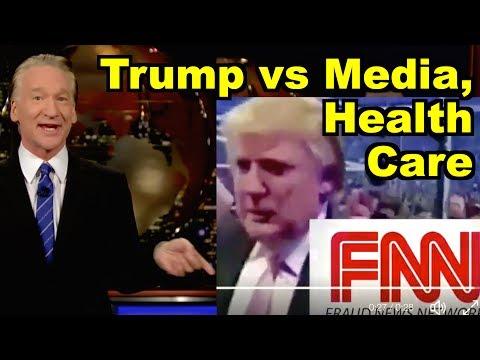 Trump vs Media, Health Care-  Bill Maher, Bernie Sanders & MORE! LV Sunday LIVE Clip Roundup 219