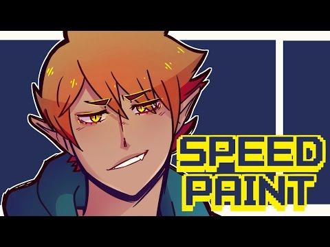 Making a New Character ☆SpeedPaint☆