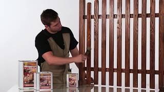 Jak zabezpieczyć drewniane deski albo meble tarasowe.