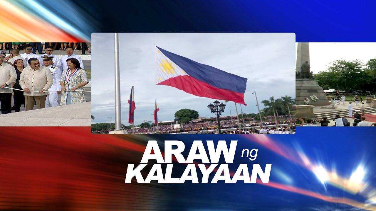 24 Oras: Ika-121 Araw ng Kalayaan ng Pilipinas, ipinagdiwang sa iba't ibang  bahagi ng bansa