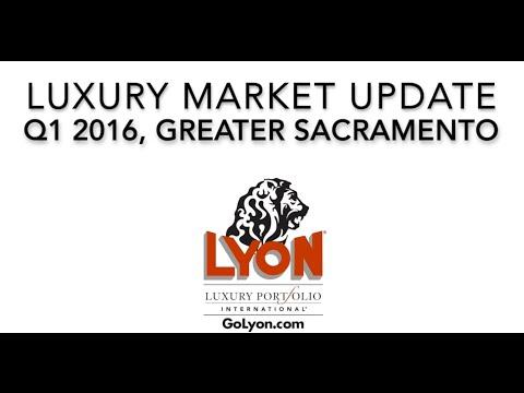 Lyon Real Estate Luxury Market Report - 1st Quarter 2016
