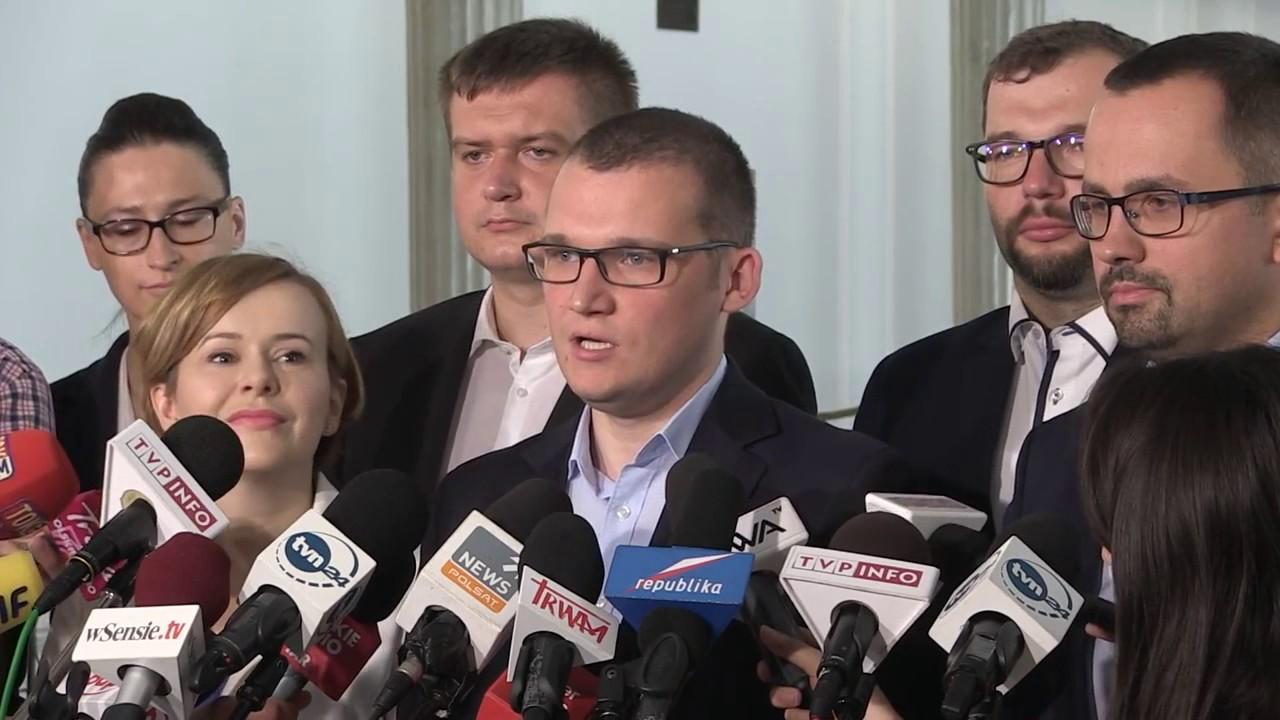 """APEL DO MŁODYCH POLAKÓW! """"Wymiar sprawiedliwości potrzebuje reform!"""" – Paweł Szefernaker"""