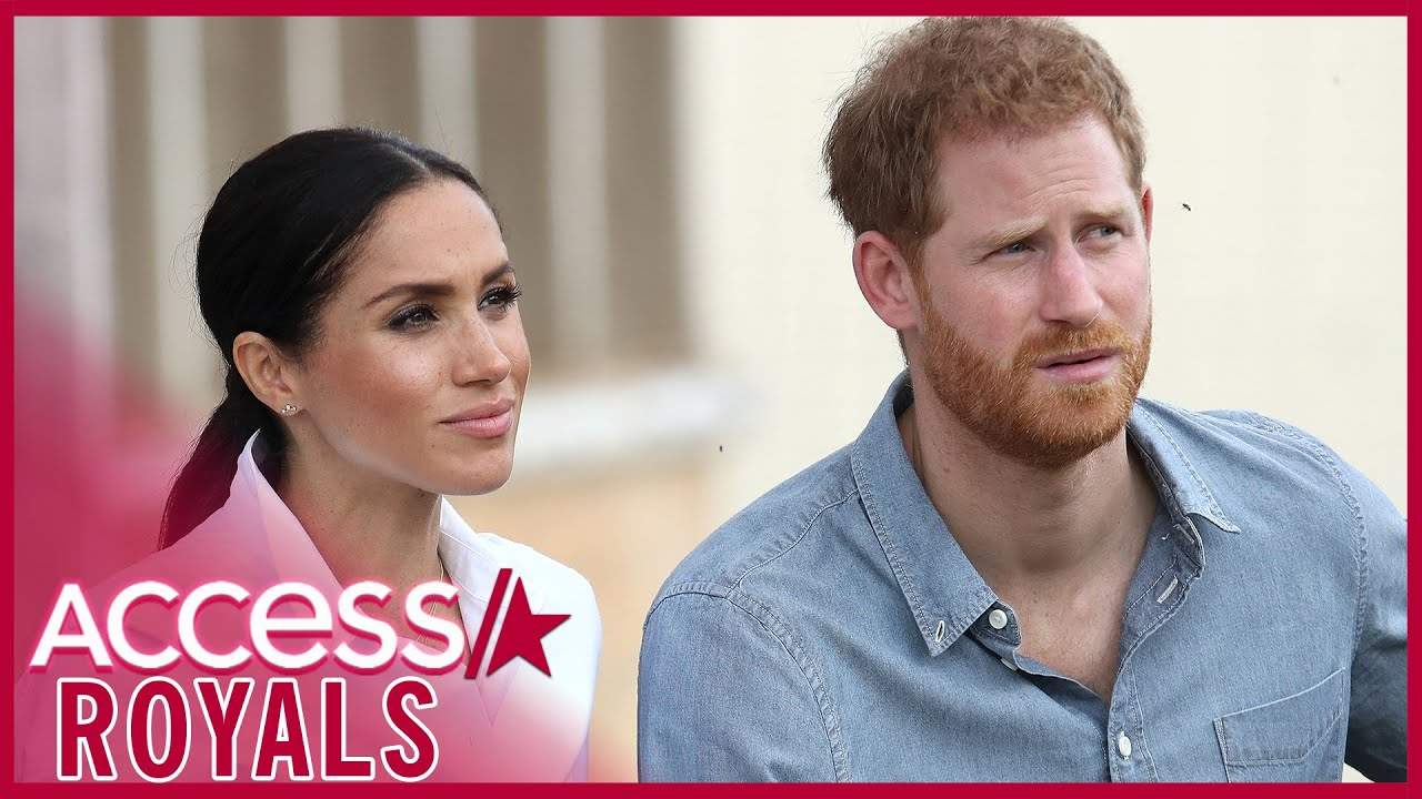 Meghan Markle & Prince Harry Had Police Called 9 Times In 9 Months (Reports)