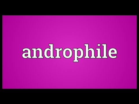 Androphile Meaning