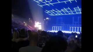 19. 10. 2014 - KYLIE MINOQUE - Kiss Me Once Tour - Bratislava - Slovnaft Arena 2/2