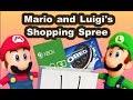 SPB Film:Mario's and Luigi's Shopping Spree
