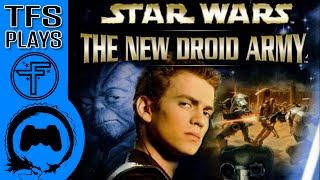 STAR WARS: The New Droid Army -  TFS Plays (TeamFourStar)