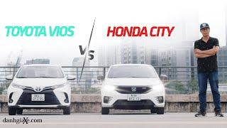 So găng Toyota Vios G cùng Honda City RS, liệu ai hơn ai? | danhgiaXe.com
