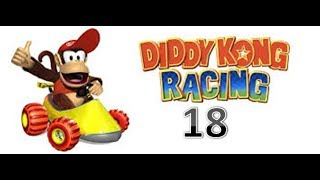 Diddy Kong Racing #18 Silver Coin challenge 5