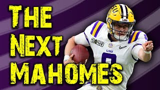 Joe Burrow plays A LOT like Patrick Mahomes and Russell Wilson