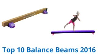 10 Best Balance Beams 2016