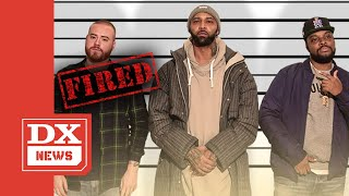 'Joe Budden Podcast' Goes Down In Flames After Co Host Rory Is Fired On Air