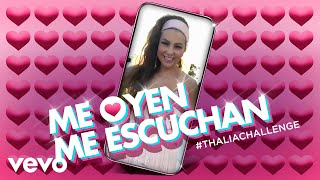 Thalía - Me Oyen, Me Escuchan