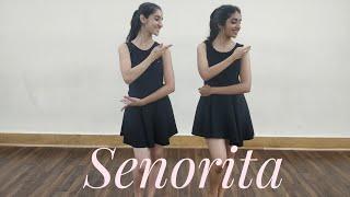 Señorita | Shawn Mendes, Camila Cabello |Easy steps| Aradhita Maheshwari ft. Twaraa Desai
