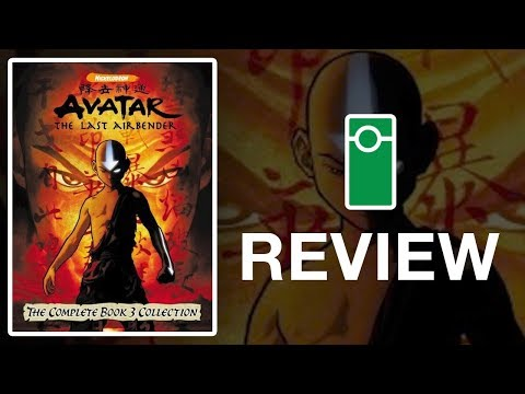 Avatar: The Last Airbender - Book 3 Review •10.16.18