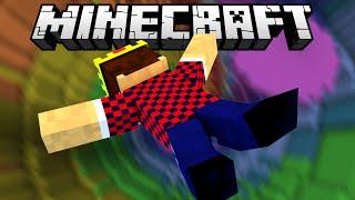 ЛЕТИМ ВНИЗ! - Gravity Minecraft
