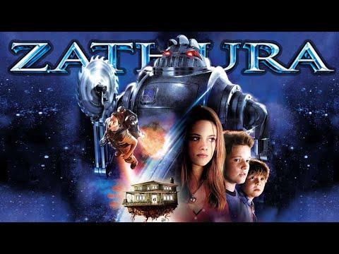Zathura All   Full Game Movie PS2, XBOX