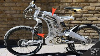 10 New Technology Electric Bicycle In Real Life You Can Buy Online ✅ Future Technology Bicycle