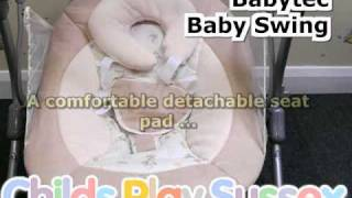 Babytec Indoor Baby Swing