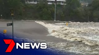 Sydney Hammered By Worst Downpour In Over 20 Years   7news