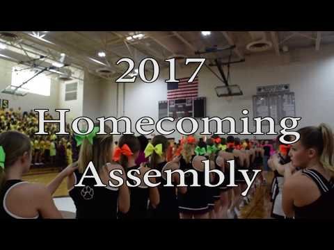 Mountain Ridge High School 2017 Homecoming Assembly