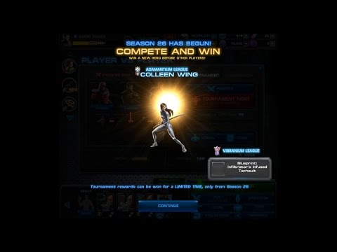 Marvel Avengers Alliance: PvP Season 26 First Look And Overview