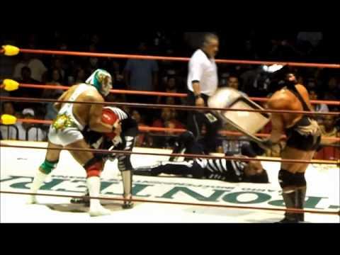 Las Parkas vs Los Wagners RESUMEN Tijuana 2012 by DiiBeR!