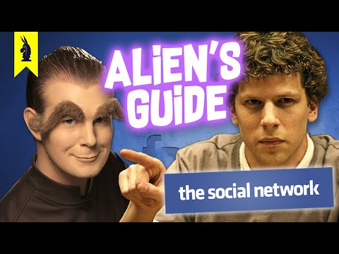 Alien's Guide to THE SOCIAL NETWORK